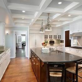 Michigan Summer Home New Kitchen