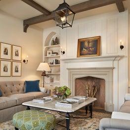 Medina Cabana Living Room