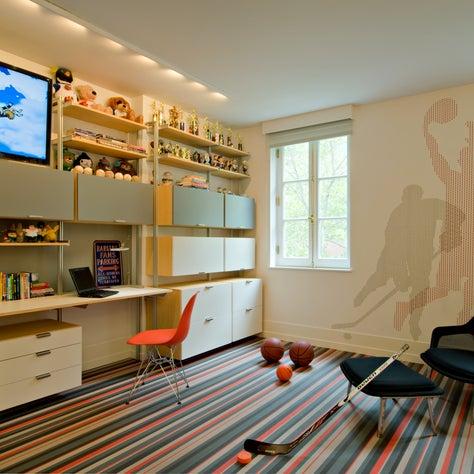 Upper East Side Kids bedroom