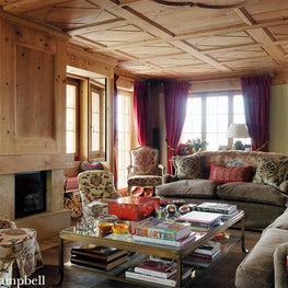 Switzerland Living Room