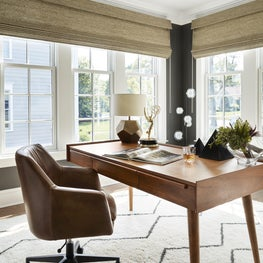 Sumptuous in the Suburbs | Office