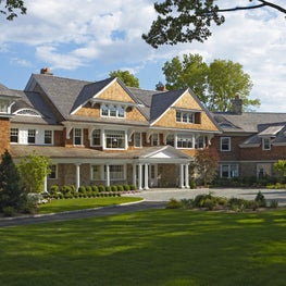 Shingle Style Residence in Southport, CT