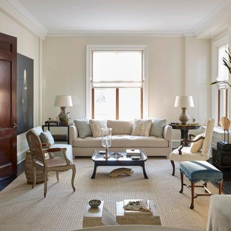 A New York Living Room