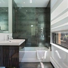 West Village Apartment Bathroom