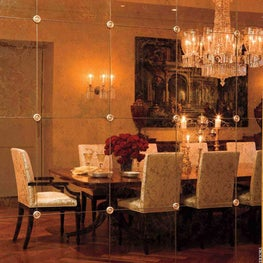 Desert Villa Dining Room