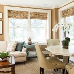 Amanda Reynal Interiors Family Room