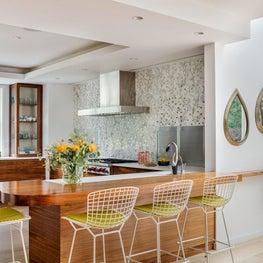 Blue Hills- Kitchen