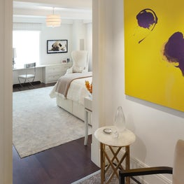 Madison Avenue Residence Master Bedroom Entry