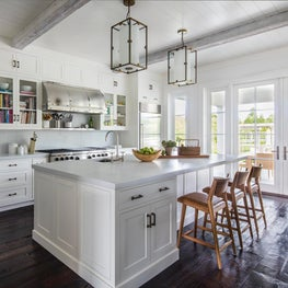 Hamptons Residence Kitchen.