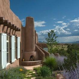 Residence at Las Campanas, Santa Fe, New Mexico