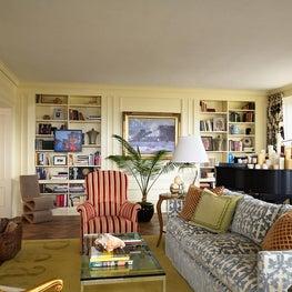 Artist Living Room