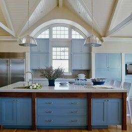 Above the Dunes - Blue Kitchen