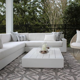 Scarsdale Covered Patio