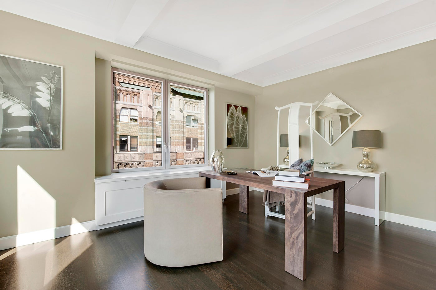 Central Park Residence, Home Office