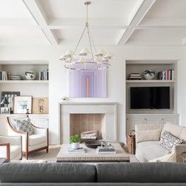 West University Residence, Living Room