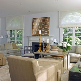 Relaxed Elegance living room
