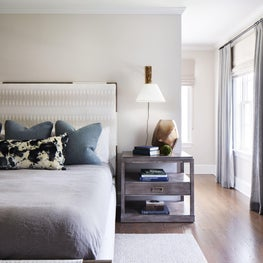 Sumptuous in the Suburbs | Master Bedroom