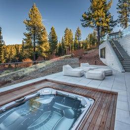 Martis Camp 457 Hot Tub