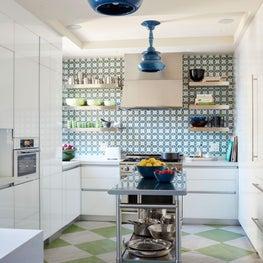 5th Avenue Duplex- Kitchen