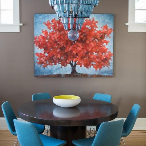 Elbow Park Interior Design ~ Calgary Interior Designer