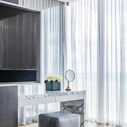 Porsche Design Tower Master Bedroom