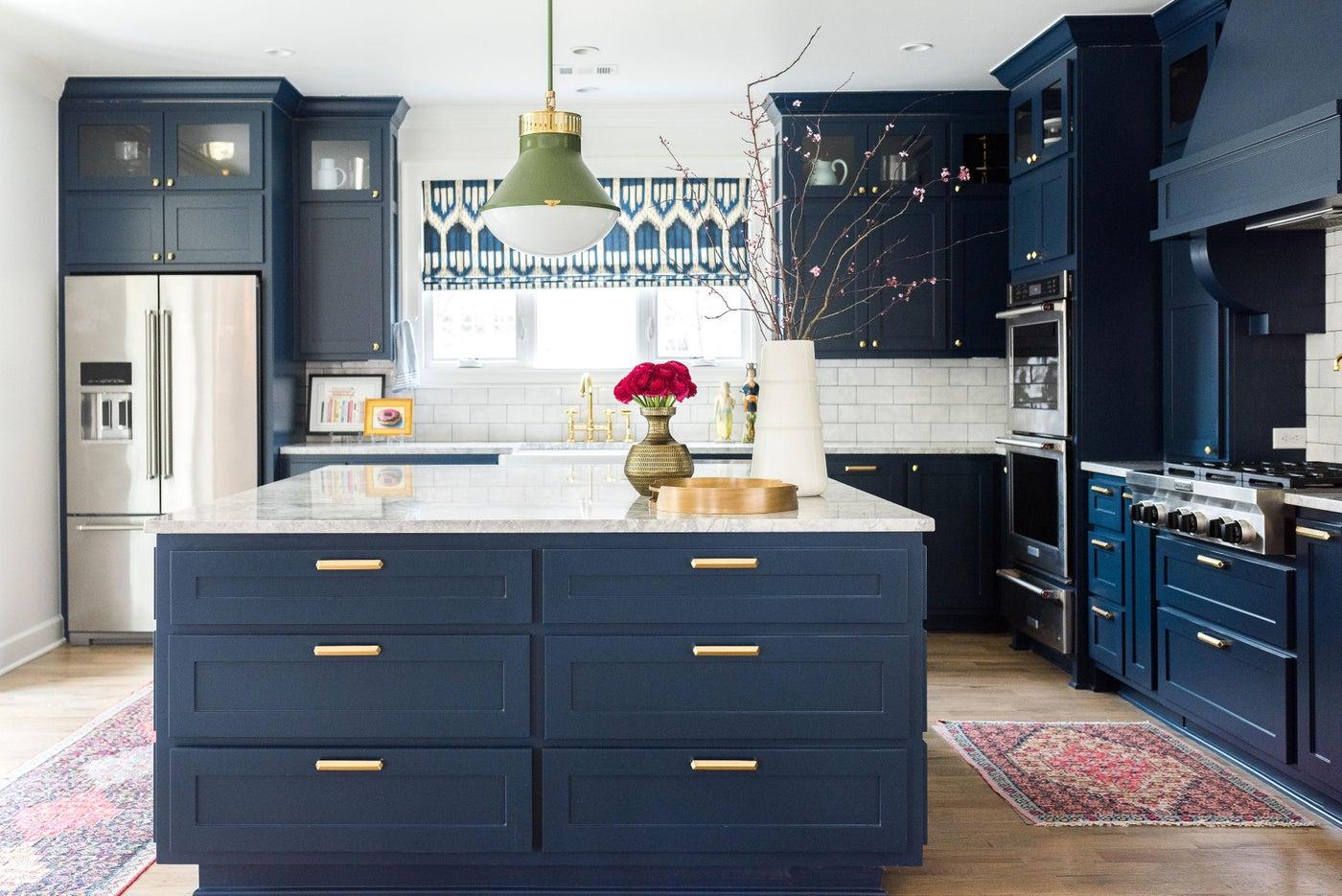 Color Me Bold Kitchen