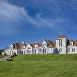 French Country Residence in Middletown, RI