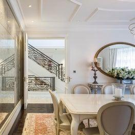 Mansion on the Heath Dining Room