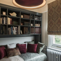Brook Green Apartment, London - Study