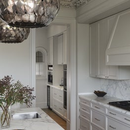 Kitchen and Pantry of a Presidio Height Home