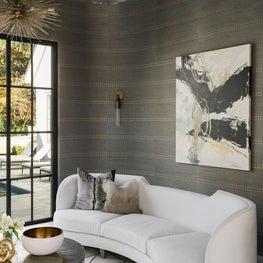 Oakton Terrace - Living Room