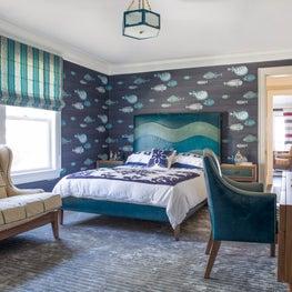 Coastal Boys Bedroom