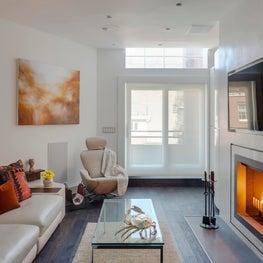 West Village Residence Living Room