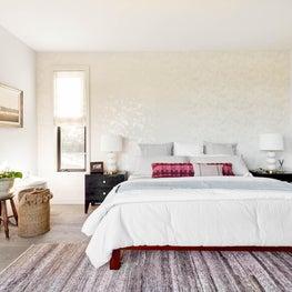 Sag Harbor Home Bedroom