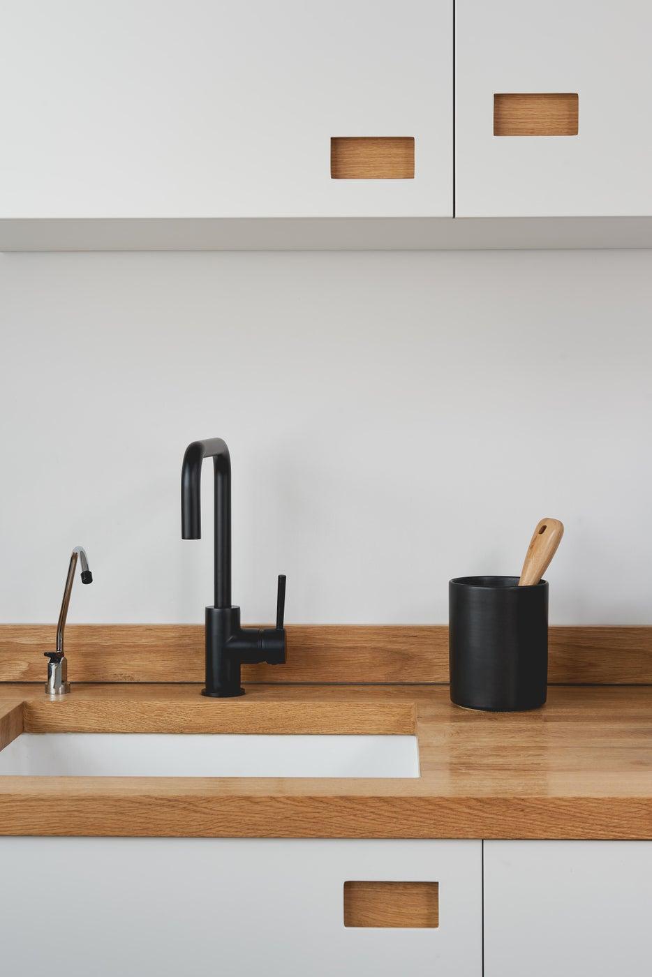 West London Design Studio, modern kitchen