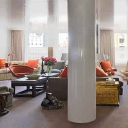 City Chic living space