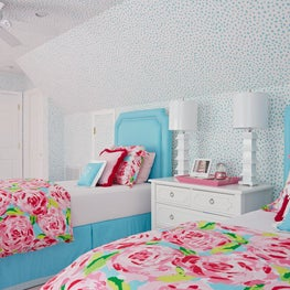 Kelley Interior Design Bedroom