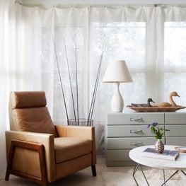 LBJ's Mother's Childhood Home - Sunroom