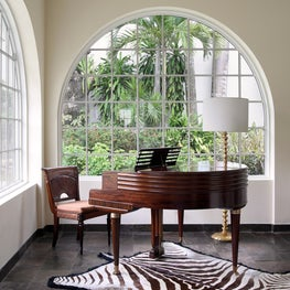 Cozy Corner of this Music Room / Game Room