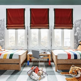 Avenues Family House: Kids' Room