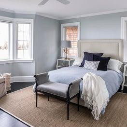 The Hamptons, Guest Bedroom
