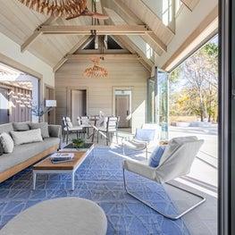 Napa Valley Pool House