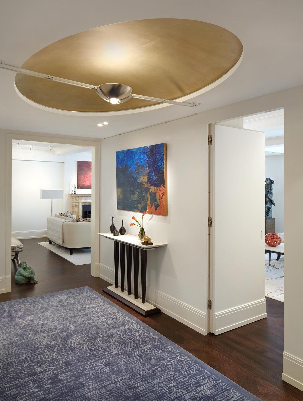 Madison Avenue Residence Entry