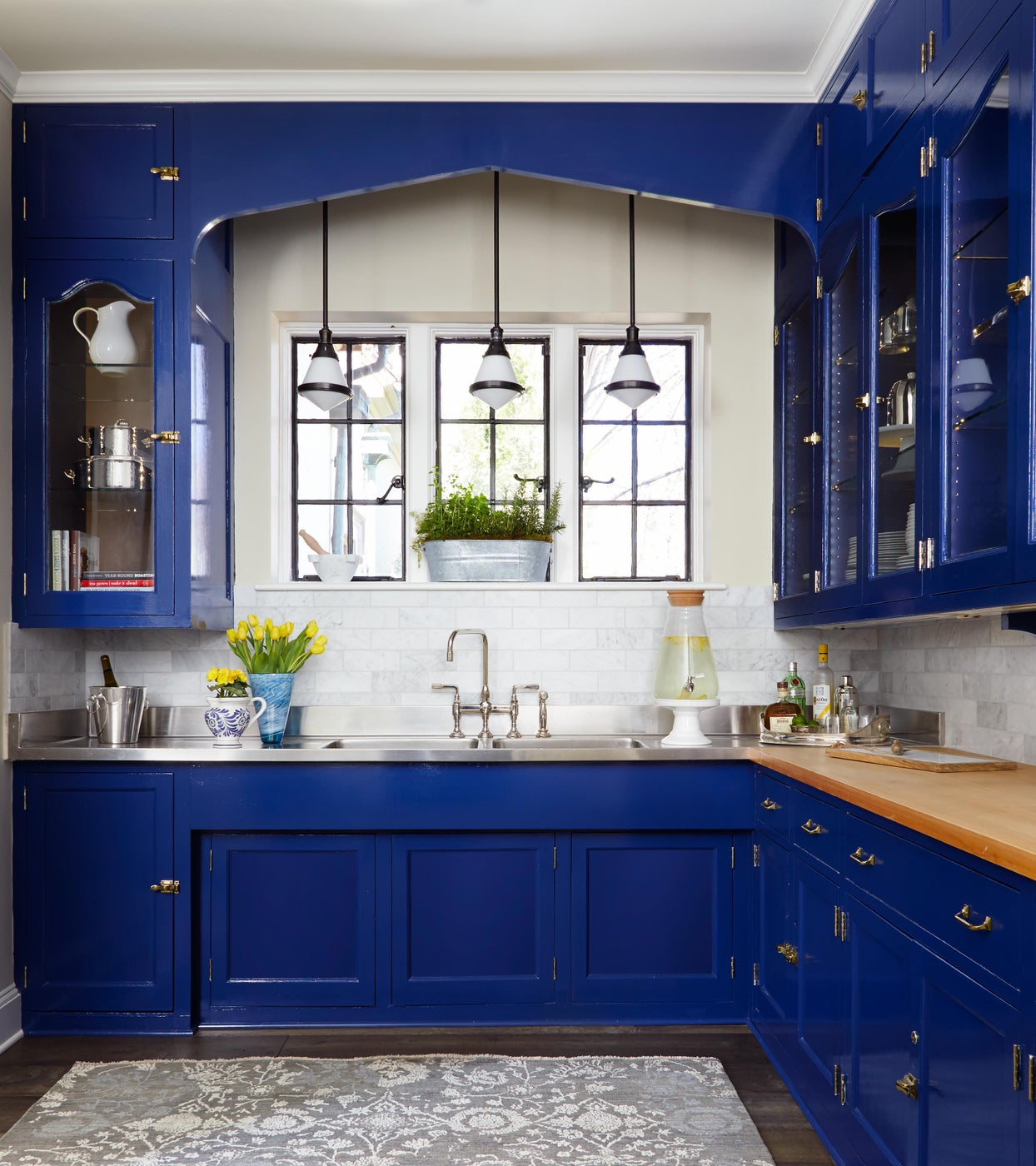 Butler's Pantry for Lake Forest Showhouse & Gardens