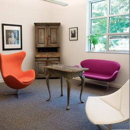 Eleish Van Breems Studio, Washington Depot, CT 2009