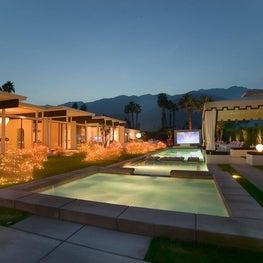 Palm Springs Pool 1