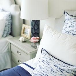 An easy, breezy, beautiful guest bedroom