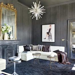 Esplanade Avenue Residence - Sitting Room