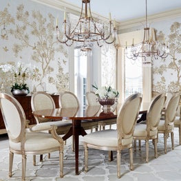 Kelley Interior Design Dining Room