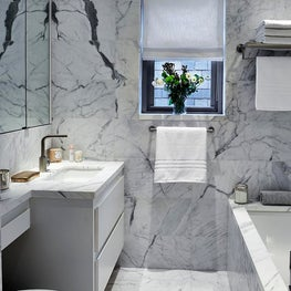 Park Avenue Apartment | Her Bath
